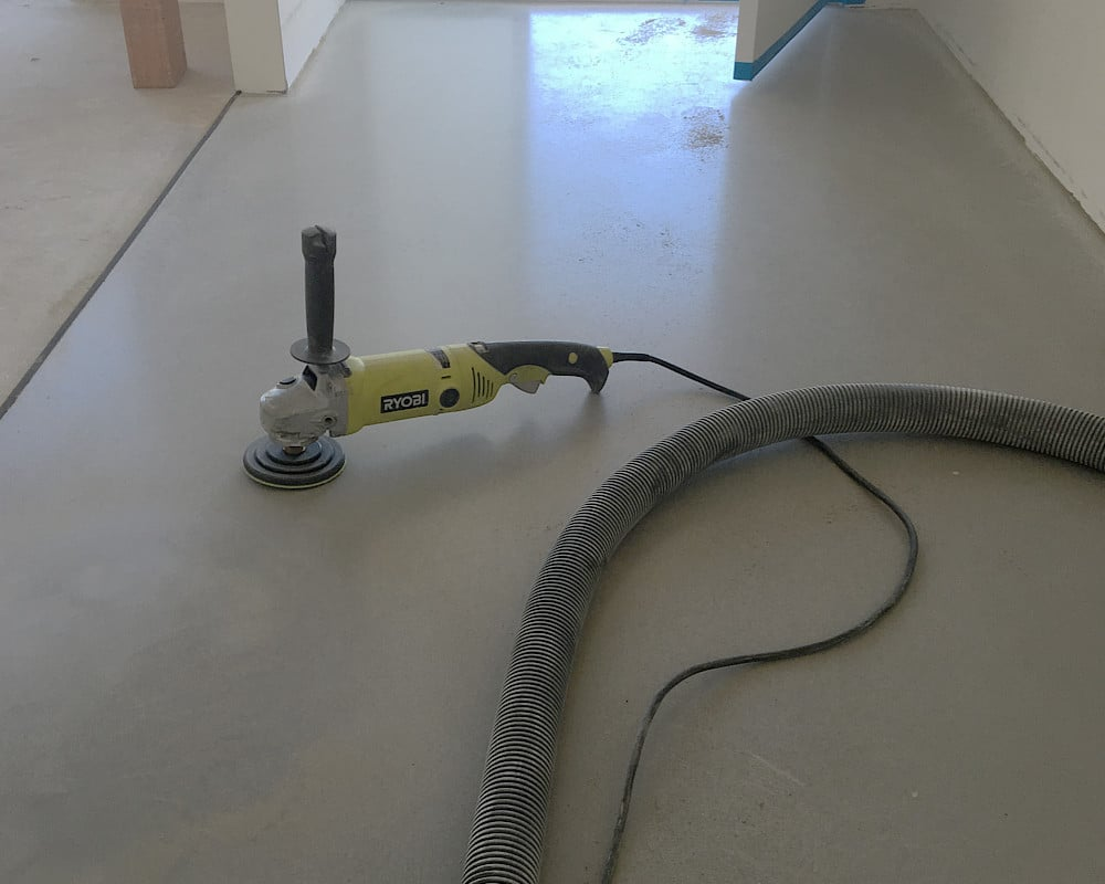 Polished Concrete Perth